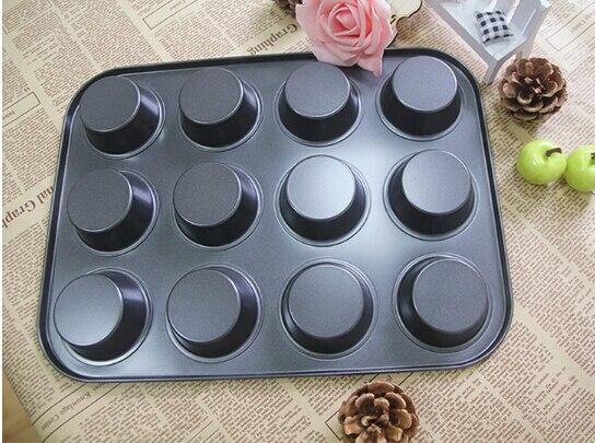 De aço Carbono Fabricante Queque Assadeira moldes 0524 EJC