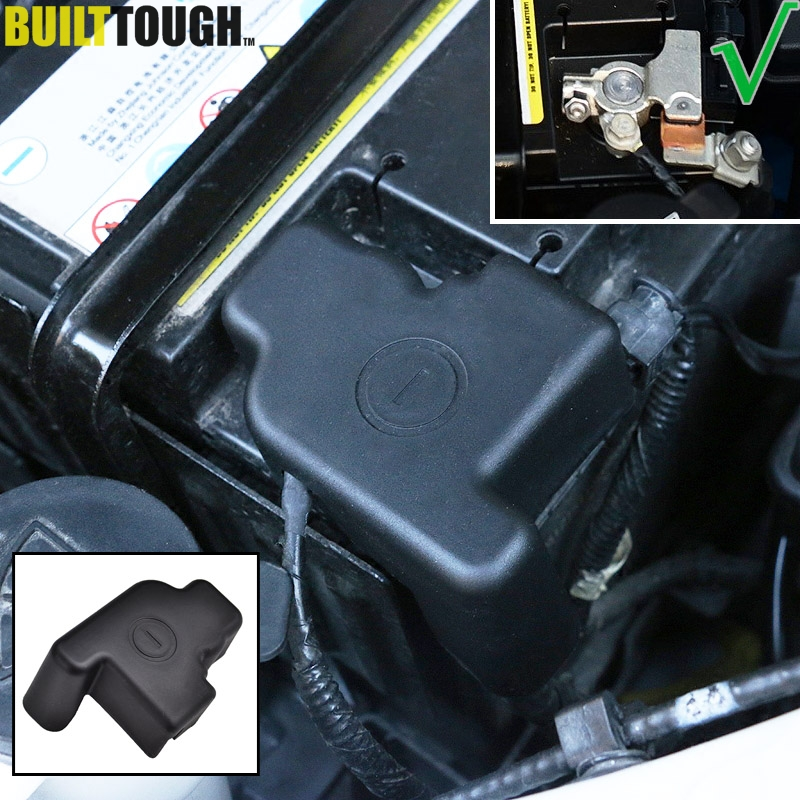 Auto Motor Batterie Negative Elektrode Wasserdichte Abdeckung Für Chevrolet