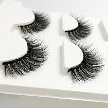 3 Pairs Eyelashes
