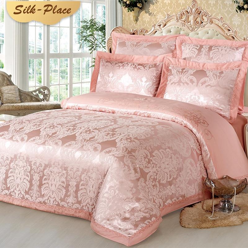 Шелковое Одеяло, постельные комплекты, хлопок, простыня, Королевский размер, наволочка, пододеяльник, постельное белье, лоскутное покрывало