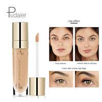 Pudaier 1 PC 21 Farben Flüssige Make-Up Concealer für Gesicht Voller Abdeckung machen up Augen Gesicht Corrector Augenringe Concealer lange Anhaltende