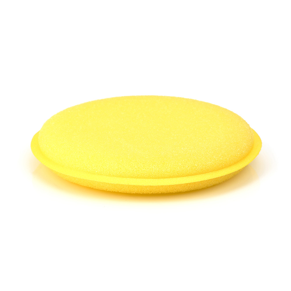 1 Piece Auto Polish Wax Foam Sponges Brushes Applicator Car Cleaning Detailing Pad Marbles Floors Vehicle Glass Car Cleaning Too