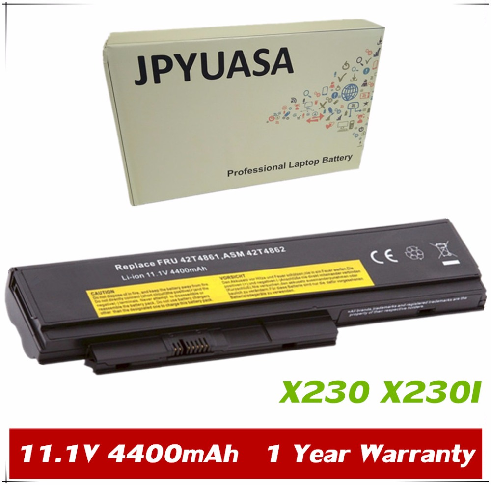 Korea Cell Kingsener New Laptop Battery For Lenovo Thinkpad X230 29 9cell Comp With Tp X220 Jpyuasa 111v 4400mah 0a36281 0a36282 X230i 42t4863 42y4834 0a36283