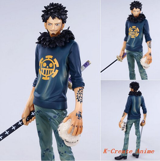 Free shipping newest 1pcs Anime one piece Trafalger Law hand on sword action pvc figure doll tall 27cm for collection. free shipping 6 colors eco solvent ink for epson stylus photo t50 printer ink