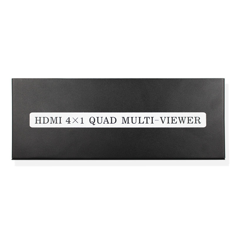 HDMI 4X1 Multi-viewer HDMI Quad Screen Real Time Multiviewer with HDMI seamless Switcher function full 1080P&3D full 1080p hdmi 4x1 multi viewer with hdmi switcher perfect quad screen real time drop shipping 1108
