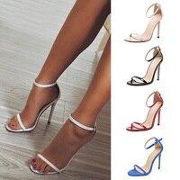 Пикантные женские туфли-лодочки; женские туфли на высоком каблуке золотого и серебряного цвета; Модные женские босоножки с пряжкой; свадебн...
