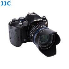 JJC Bajonet Zonnekap 58mm voor OLYMPUS M. ZUIKO DIGITAL ED 14 150mm 1:4. 0 5.6 II vervangt LH 61C