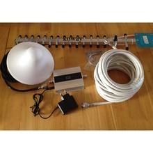 3 г усилитель сигнала мобильного 3 г повторитель сигнала, мобильный телефон 3 г усилитель сигнала с ЖК-дисплеем 18dbi 3 г яги кабель полный комплект