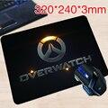 Mouse pads overwatch Ampliado antideslizantes resistentes al Agua de Juegos de Goma mousepad Mat Escritorio para cs go lol liga de leyendas gamer