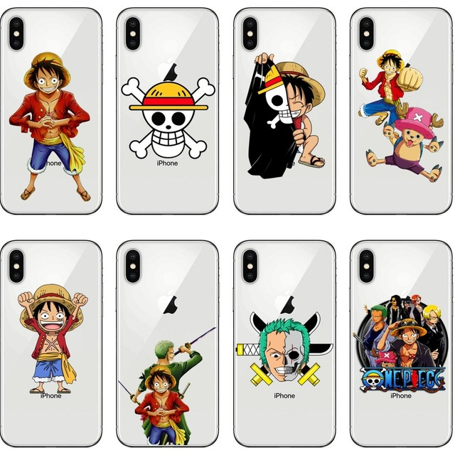 coque iphone 8 zoro