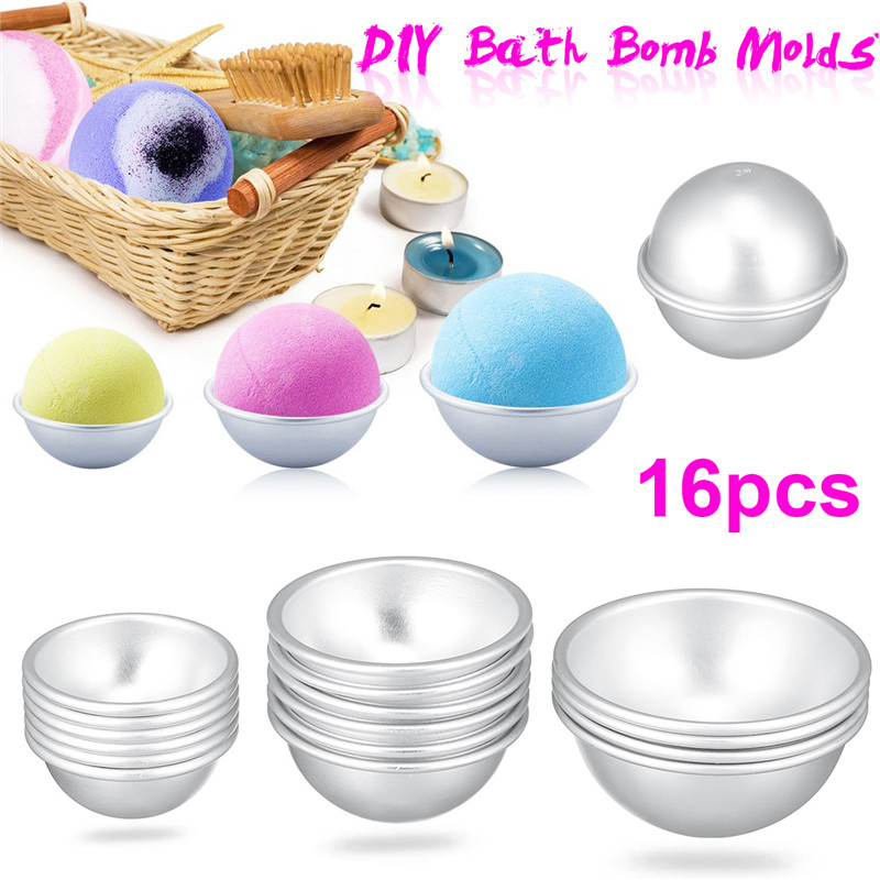 Dedicated 1pc Round Kitchen Bathroom Accessories Cake Moulds Baking Pastry Chocolate Plastic Sphere Bath Bomb Water Ball Spare No Cost At Any Cost Bath