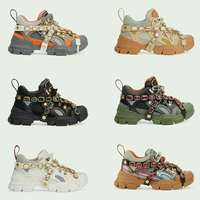 2018 Горячая кристалл цепи пересечения зонтик обувь для Для женщин дышащие на шнуровке Обувь для отдыха пару ежедневно обувь для ходьбы
