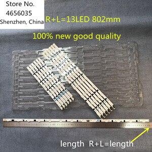 Image 2 - Новая светодиодная лента 2013SVS39F D2GE 390SCA R3 для Samsung UE39F5000 UE39F5500 UE39F5370 UA39F5008AR UA39F5088AR, 70 шт.