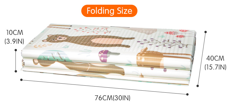 HTB18rC2cMmH3KVjSZKzq6z2OXXa0 Infant Shining Foldable Baby Play Mat Thickened Tapete Infantil Home Baby Room Puzzle Mat  XPE 150X200CM Splicing 1CM Thickness