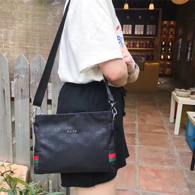 Mini Bag Cross-Bag Shoulder Waterproof Oxford Diagonal