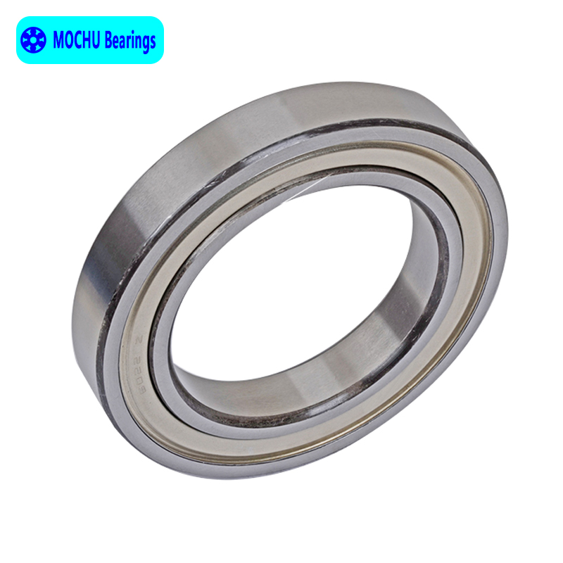 1pcs bearing 6022 6022Z 6022ZZ 6022-2Z 110x170x28 Shielded Deep groove ball bearings Single row P6 ABEC-3 High Quality bearings 1pcs bearing 6318 6318z 6318zz 6318 2z 90x190x43 mochu shielded deep groove ball bearings single row high quality bearings