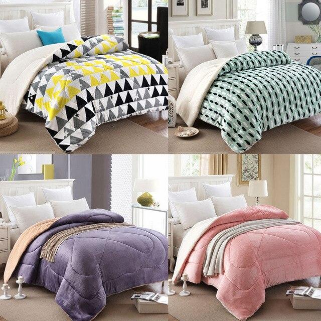 products sets cozy reversible comforters queen chocolate fleece soft intima borrega king comforter luxury