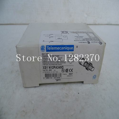 все цены на [SA] new original authentic spot Telemecanique sensor switch XS1N12PA349D --2PCS/LOT онлайн