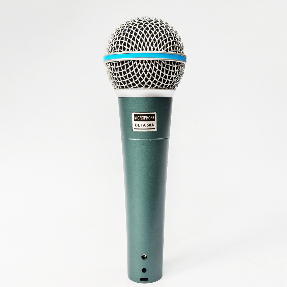 Handheld karaoke wired dynamic microphone for sm 58 57 Beta58a beta58 bm800 pc saxophone lecture church teacher sing mic in Microphones from Consumer Electronics