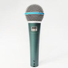 Ручной караоке проводной динамический микрофон для sm 58 57