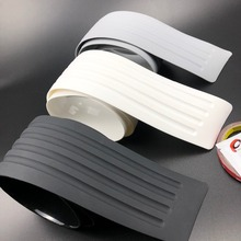 Универсальный 104*9 см 90*8 см для двери БАГАЖНИКА АВТОМОБИЛЯ Накладка на порог защита заднего бампера резиновая накладка декоративная накладка для автомобиля