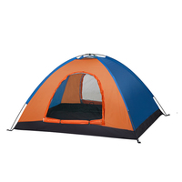 Ultralight Camping tent 3 Season Tent outdoor Camping tent family hiking pole Self folding Tent 2Person
