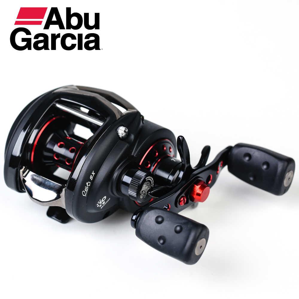 Abu Garcia Revo SX Low Profile Fishing Reel Baitcasting Reels ...