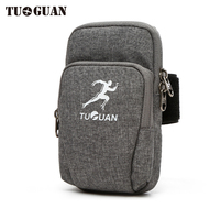 TUGUAN Brand Fashion Waterproof Travel Wallet Holder Organizer Bags Arm Men S Women S For Cell