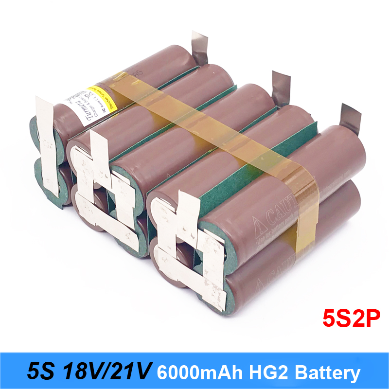 Turmera-5S2P-18v-21v-screwdriver-battery-for-LG-HG2-18650-battery-Customize-2