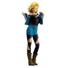25cm Dragon Ball Z Android 18 Lazuli action figure PVC toys collection doll anime cartoon model for friend gift 25cm alter panty angel sexy doll anime action figure pvc toys collection figures for friend gift