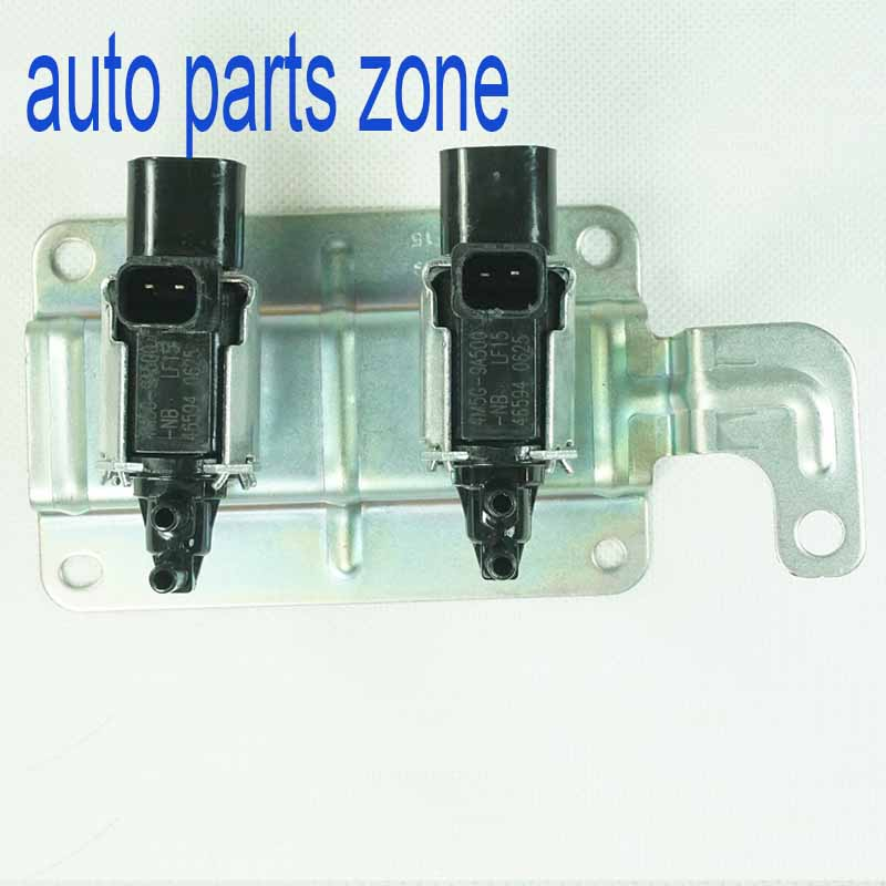 MH Electronic Vacuum Solenoid Valve 4M5G-9J559-NB 4M5G9J559NB 1357313 Intake Manifold For FORD Focus Cmax Mondeo Mazda 3 5 6 CX7
