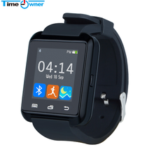 2016 TimeOwner U8 Bluetooth Smart Uhr Android Armbanduhr für Smartphone Samsung LG Android IOS System Smartwatches