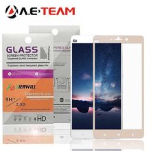Newest! Full Coverage 9H Screen Protector For Xiaomi Mi Note 2.5D Tempered Glass For Xiaomi Mi Note Protective Film Cover Cases(China)