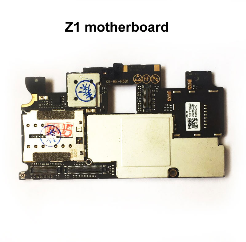 Ymitn New Housing Mobile Electronic panel mainboard Motherboard Circuits Flex Cable For Lenovo zuk z1 3GB + 64GB