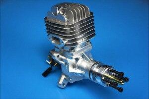 Image 2 - Dle 원래 새로운 dle55 55cc dle 단일 실린더 2 스트로크 가솔린/가솔린 엔진 rc 비행기