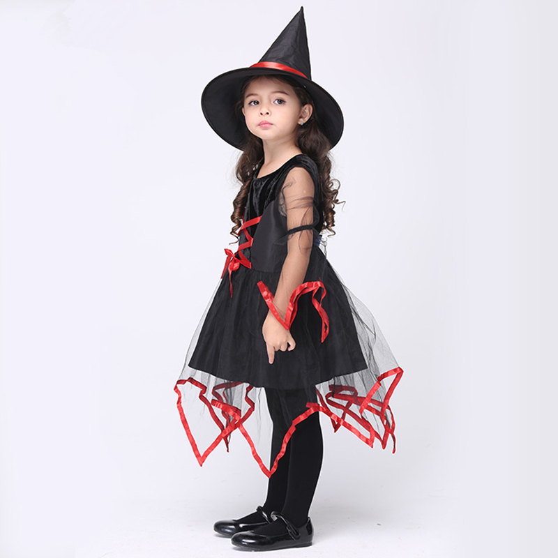 ac5f783888943 Accessoires Sonstige Black and Pink Striped Tights Girls Halloween Witch  Fancy Dress Kids Costume Acc