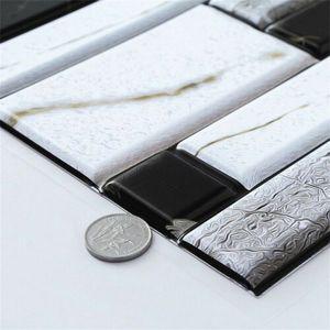 Image 5 - בית משרד 3D לבנים עמיד למים קיר מדבקת עצמי דבק פנל Décor נשלף
