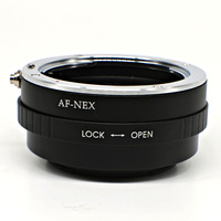 Mount Adapter For Sony Alpha Minolta AF Lens To For Sony E Mount NEX Adapter A7