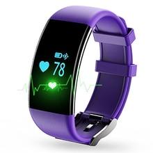 Оригинал! DFit D21 Heart Rate Monitor Smartband Водонепроницаемый Плавать Умный Браслет Браслет Здоровья Фитнес-Трекер для Android и iOS