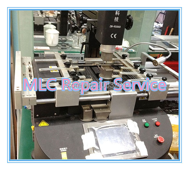 MLC For A1286 Mother Board Logic Board Repair Service for Macbook Pro Quad Core i7 2.0Ghz 15