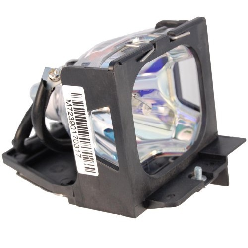 Projector Lamp Bulb  Free shipping TLPL55  with housing for TOSHIBA TDP-260/TLP-260/TLP-261 free shipping original projector lamp for toshiba tlp t600 with housing