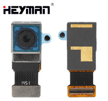 กล้องโมดูลสำหรับ Huawei P8 GRA L09 GRA UL10 GRA CL10 GRA UL00 กล้องด้านหลัง Flex แบนอะไหล่เปลี่ยนสายเคเบิล