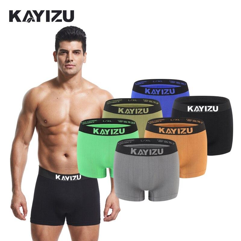 kayizu 6pcs lot male underwear classics boxers sexy men 39 s
