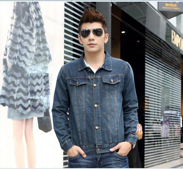 Aliexpress.com : Buy Plus size S XXXL Man Autumn Winter Denim ...