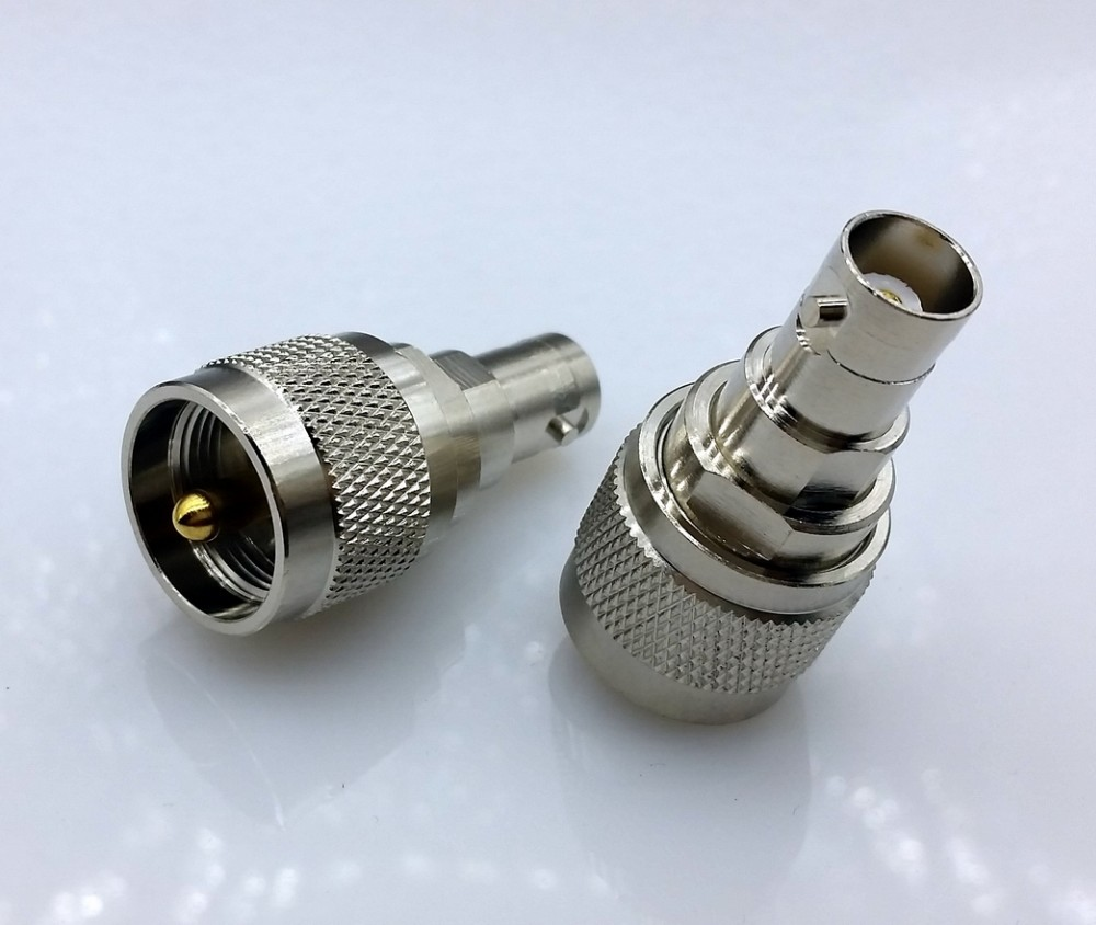 Coaxial Cable Connectors Types : ᗗm type sl uhf ᐂ male to bnc female rf ∞ coaxial