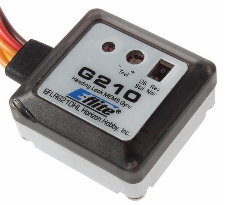 Free Shipping E-flite G210 G210HL Micro Heading lock MEMS Gyro Gyroscopes EFLRG210HL for Helicopter tejinder pal singh rf mems a technological aspect