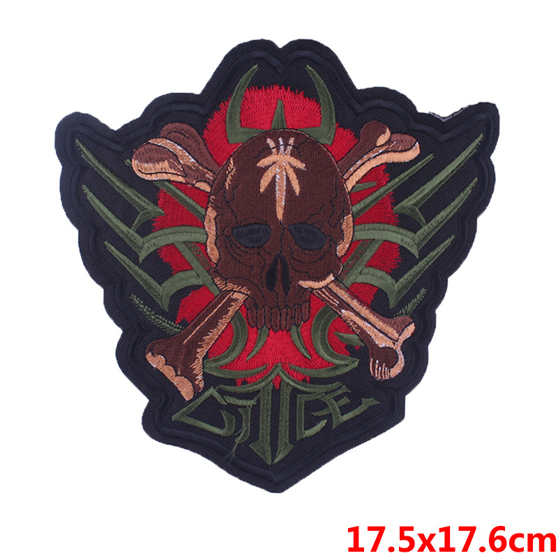motorcycle patch sewing near me