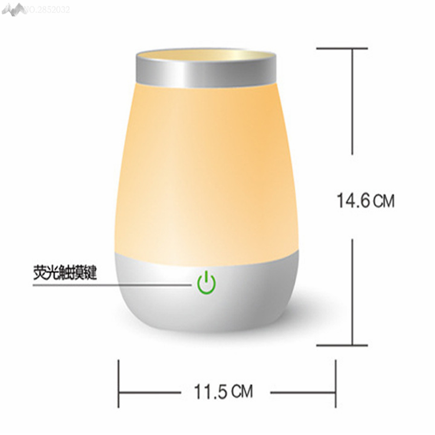 LFH  Creative Rechargeable Vase Table Lamps LED Night Lights Bed Lamps 3-Modes Touch Control for Cafe Bedroom Indoor DecorativeLFH  Creative Rechargeable Vase Table Lamps LED Night Lights Bed Lamps 3-Modes Touch Control for Cafe Bedroom Indoor Decorative