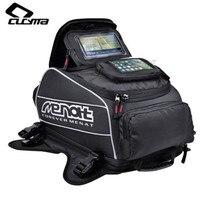 CUCYMA Motorcycle Bag Waterproof Motorcycle Backpack Multi function Motorcycle Oil Fuel Tank Bags Oxford Saddle Bags