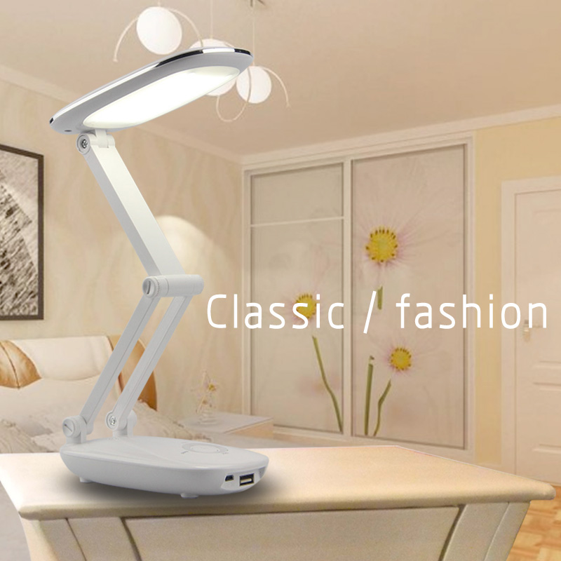 usb led desk lamp switch book light computer charging home office table light adjustable stand lamp aliexpresscom buy foldable office table desk